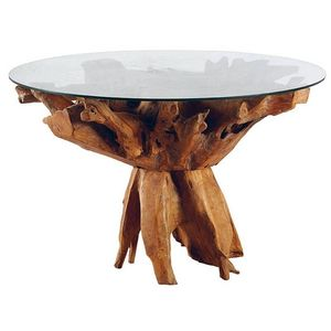 MEUBLE HOUSE -  - Round Diner Table