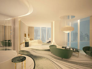 ANA MOUSSINET -  - Interior Decoration Plan