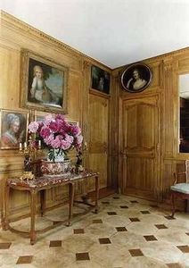 Ateliers Perrault Freres -  - Wooden Panelling