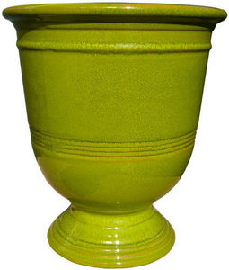 AMBIANCES & MATIERES DIFFUSION - aubagne lisse pistache - Garden Pot