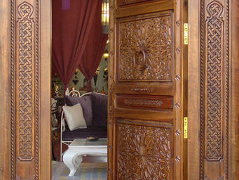 Decoraci�n Andalus� -  - Entrance Door