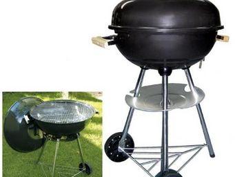 ALPINA GARDEN -  - Charcoal Barbecue