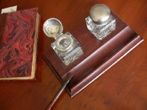 Maison du Lin et de la Dentelle (linge-ancien.com) -  - Ink Pot