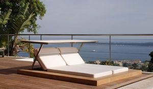 Honeymoon - sundeck - Double Sun Lounger