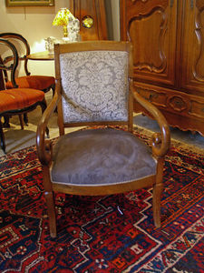 Antiquités Eric de Brégeot -  - Occasional Armchair