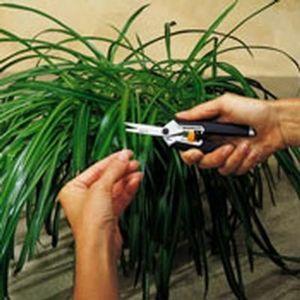 Fiskars - softouch micro-tip - Garden Scissors