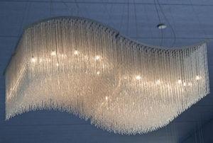 Adriana Lohmann - acqua gigante - Hanging Lamp