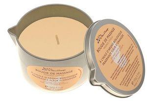 Au Pays de la Fleur d'Oranger -  - Massage Candle