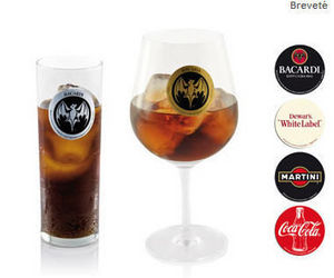 KOALA INTERNATIONAL - clasico - Wine Glass Marker
