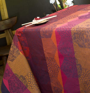 Nydel - siam - Coated Tablecloth