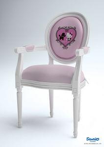 Cia International - hello kitty - Children's Armchair