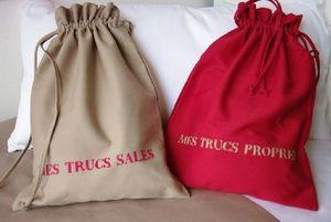 Vanille Acajou -  - Drawstring Bag