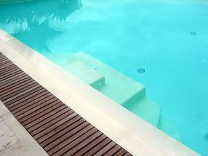 Aqua Soft Company -  - Pool Stair
