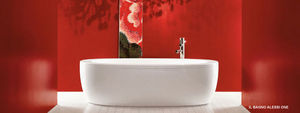 LAUFEN -  - Freestanding Bathtub