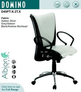 Albion Chairs - domino - Office Armchair