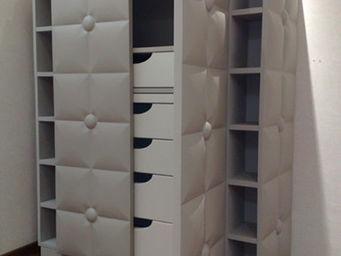 Luc Perron - capiton - Bedroom Wardrobe