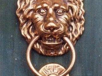 Replicata - türklopfer löwe- - Doorknocker