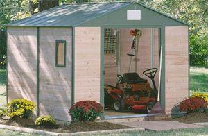 Chalet & Jardin - cedre 108 - Wood Garden Shed