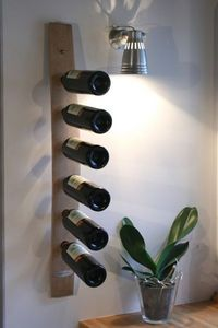 MayDouelle -  - Bottle Rack