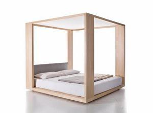 CLAESSON KOIVISTO RUNE - temple - Double Canopy Bed