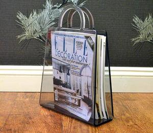 VERTIGO-INTERIORS - handbag magazine - Magazine Holder
