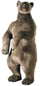 Hansa Toys - grizzly bear - Soft Toy