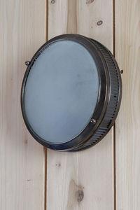 Lum'art -  - Porthole Wall Lamp