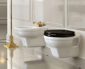 BLEU PROVENCE - serie 800 suspendue - Wall Mounted Toilet