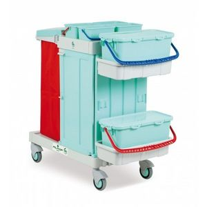 DME - alpha - Cleaning Trolley
