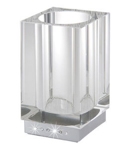 LINEA G - tiffany lux - Toothbrush Holder Glass