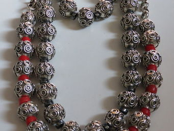 blili's - collection byzance - Necklace