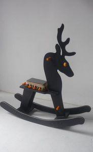 SYLVIE DELORME -  - Rocking Toy