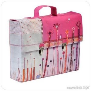 Maron Bouillie -  - Child Schoolbag