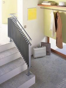 Handrail heater