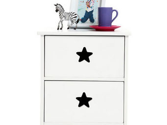 Miliboo - etoile table de nuit - Children's Bedside Table