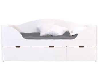 Miliboo - isao lit enfant - Children's Bed With Drawers
