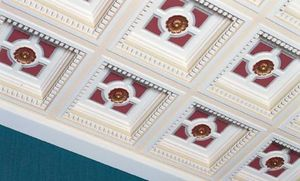Staff Decor -  - Ceiling Box Frame