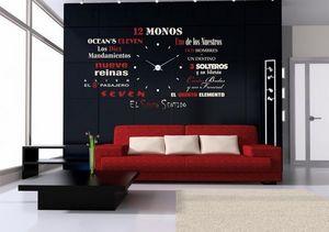 Decoratessen - peliculas - Sticker