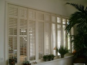 Jasno Shutters - shutters persiennes mobiles - Screen Room Divider