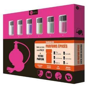 ARSENS - coffret jeu des senteurs parfums epices - Game Box