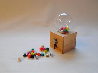 KUKKIA - k008-gatcha gatcha - Wooden Toy