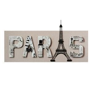 Maisons du monde - toile paris haussman - Decorative Painting