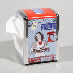 MAISONS DU MONDE - distributeur serviette kitchen - Paper Napkin Dispenser