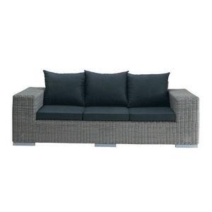 Maisons du monde - canapé gris bosphore - Garden Sofa