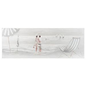 Maisons du monde - toile bord de mer - Decorative Painting