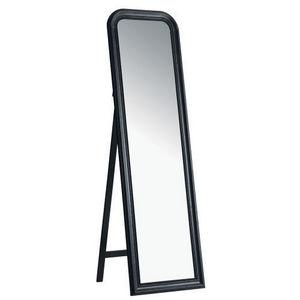 Maisons du monde - psyché louis noir - Full Length Mirror