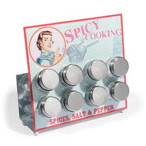 Maisons du monde - support épices pâtisserie - Spice Rack