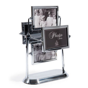 Maisons du monde - manège 8 photos chrome - Diptych Frame