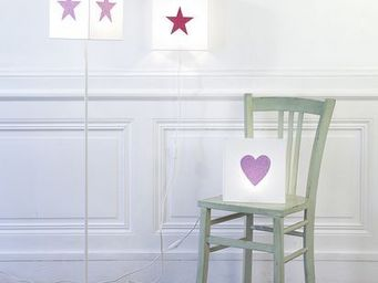 Voila Ma Maison -  - Children's Floor Lamp
