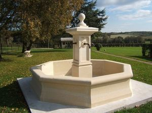 Marbrerie Rouillon - aigues mortes - Outdoor Fountain